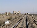Western-most end of Northern Xinjiang Railway.jpg