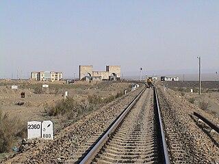 New Eurasian Land Bridge Part of Chinas Belt and Road Initiative