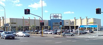 Glenfield Mall - Image: Westfield Glenfield Seen From Front
