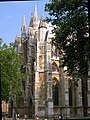 Westminster Abbey from Victoria Street SW1 - geograph.org.uk - 1284641.jpg