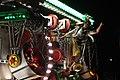 Weston-super-Mare carnival 2019 - Harlequin CC The Ironworks (detail).JPG