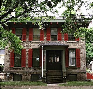 White-Pound House United States historic place