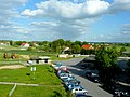 Więcbork -widok z mieszkania przy ulicy Bojowników o Wolność i Demokracje - panoramio (3).jpg