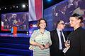 Wiceprzewodnicząca Klubu Parlamentranego PO Małgorzata Kidawa-Błońska, poseł Wojciech Wilk (5825235281).jpg