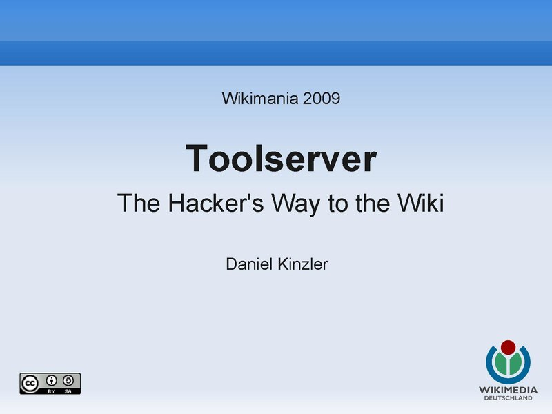 File:Wikimania2009-Toolserver.pdf