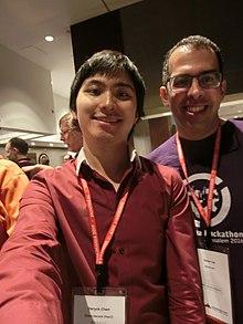 Wikimania 2017 by Deryck day 0 - 07 Deror.jpg