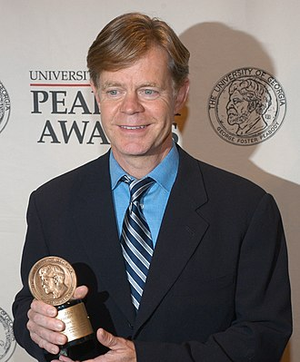 William H. Macy - William H. Macy at the 62nd Annual Peabody Awards