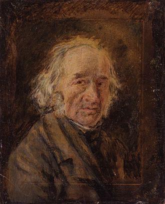 William Henry Hunt (painter) - Self-portrait (date unknown)