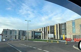 Kilmarnock Academy State-funded secondary school in Kilmarnock, East Ayrshire, Scotland