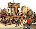 William Pyne- The Costume of Great Britain (1805) - The Pillory.JPG