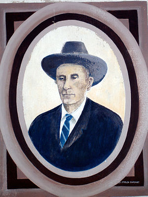 Leader, Saskatchewan - William Theodore Smith (1845–1918), builder of the Smith Barn