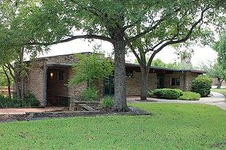 Ethel Wilson Harris House - Image: Wilson Harris 1