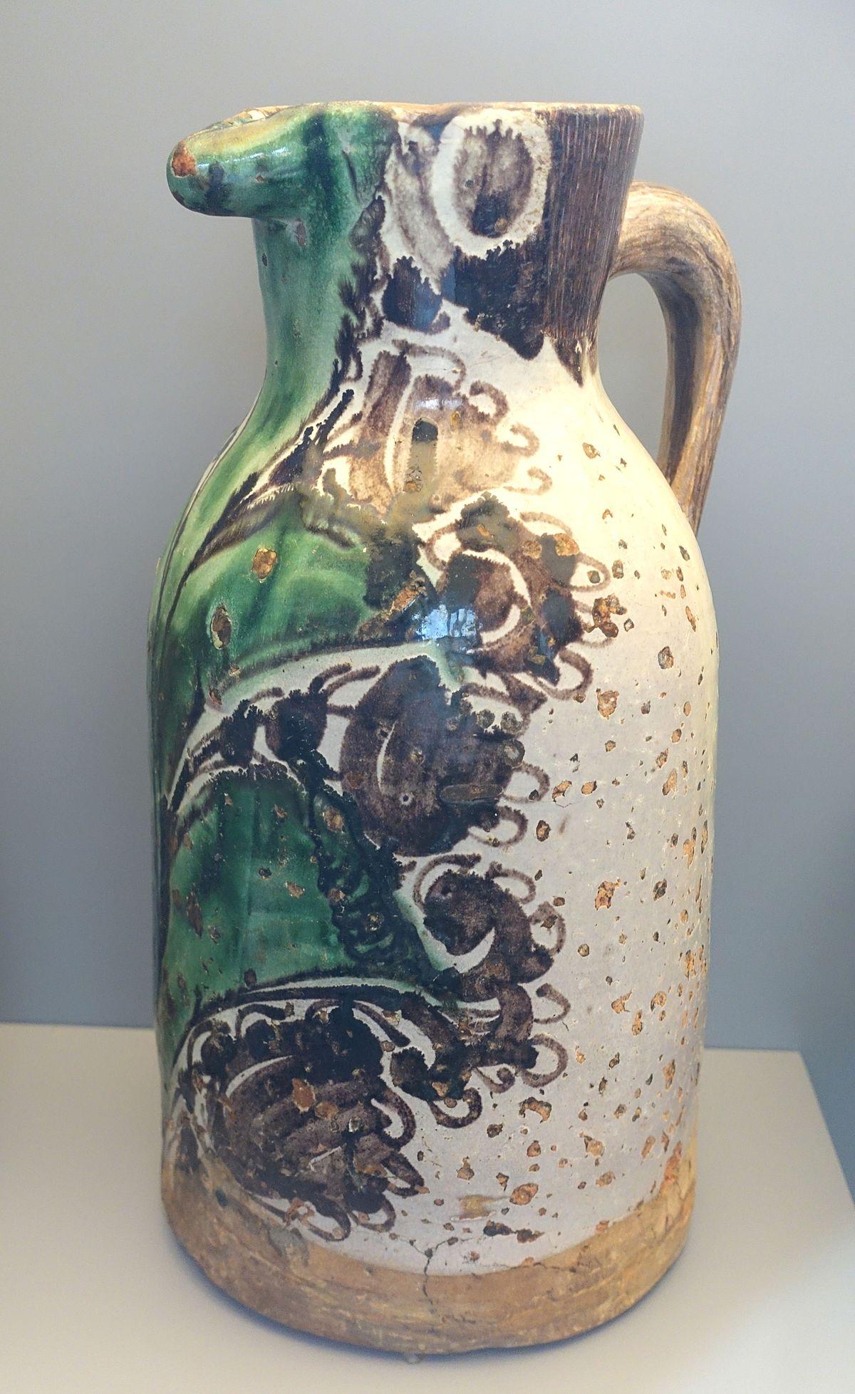 Cer mica de teruel wikipedia la enciclopedia libre for Origen de la ceramica