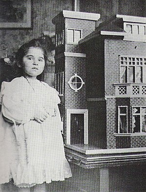 The Tale Of Two Bad Mice - Winifred Warne and the dollhouse built by her uncle Norman Warne