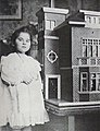 Winifred Warne and the Doll House.JPG