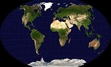 Karte Erde.Weltkarte Wikipedia