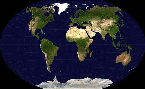 Karta Svijeta Wikiwand