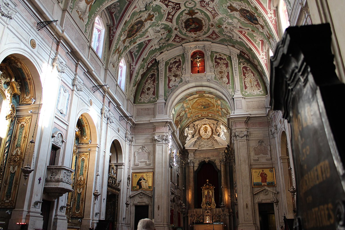 R And R Tires >> Basílica de Nossa Senhora dos Mártires – Wikipédia, a ...