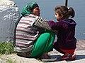 Woman and Child - Srinagar - Jammu & Kashmir - India - 01 (26744054532).jpg