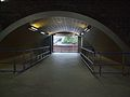 Wood Lane stn passage look south.JPG