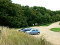 Woodchester Park car park, near Nympsfield - geograph.org.uk - 931707.jpg