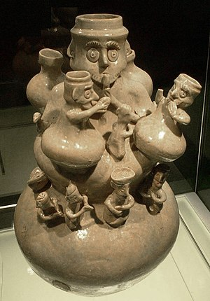 Eastern Wu - A jar made in Eastern Wu dating to the Three Kingdoms period.