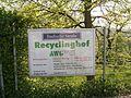 Wuppertal - Recyclinghof Badische Straße 01 ies.jpg