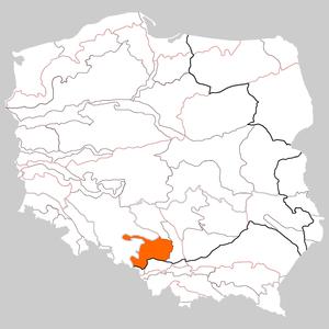 Silesian Upland - Silesian Highlands