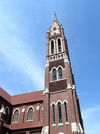 Culture of Dallas - The Cathedral Santuario de Guadalupe