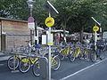 Yélo station at Cours des Dames.JPG