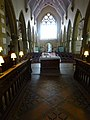 Y Santes Fair, Dinbych; St Mary's Church Grade II* - Denbigh, Denbighshire, Wales 44.jpg