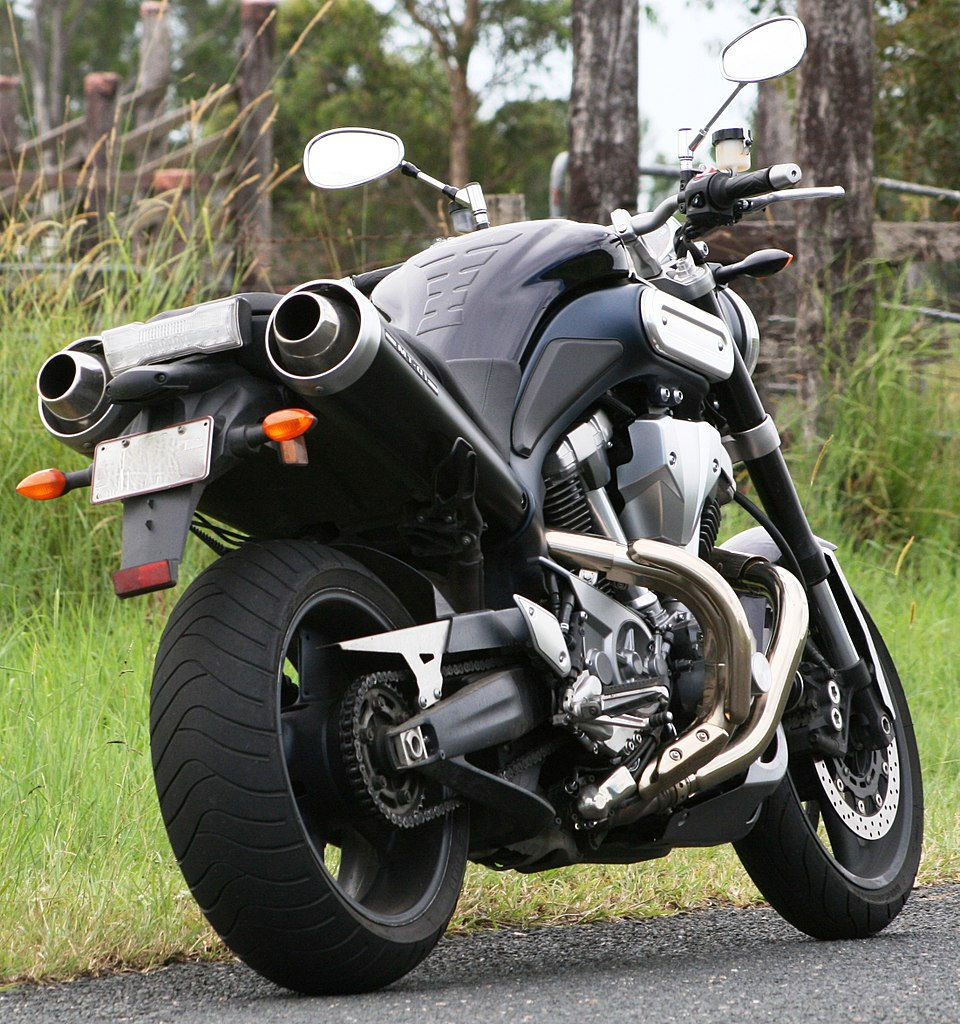 Yamaha Vmax Service Manual