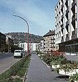 Ybl Miklós utca a Makár-hegy felé nézve. Fortepan 21265.jpg