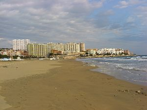 Chukurova - Yemiskumu Beach (Ayaş, Erdemli district of Mersin Province)