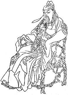 Yan Zhenqing Chinese calligrapher