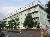 Yokohama City Sakae Ward Office.JPG