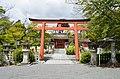 Yoshida-jinja (Kyoto), Daigengu, torii.jpg