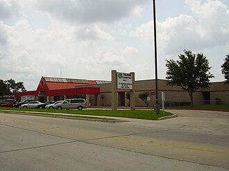Alief, Houston - Youens Elementary School