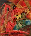 Yuriy Annenkov - Saint Christopher.jpg