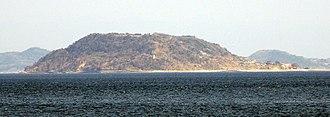 Amakusa - View of Amakusa islands (with Yushima, Kami-Amakusa in foreground).