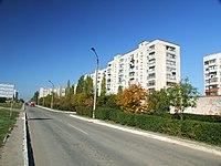 Yuzhny - Grygorivskogo desantu street.jpg