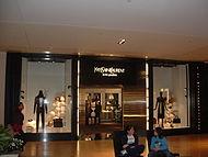 Boutique Yves-Saint Laurent a Houston
