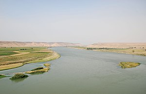Battle of the Bridge - The battle was joined on the banks of the Euphrates