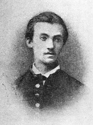 L. L. Zamenhof - Zamenhof, around 1879