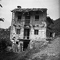 Zapuščena vrhhlevna hiša, Vrhovlje 1953.jpg