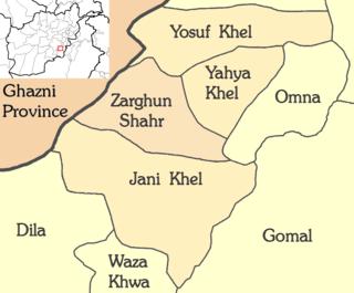 Khairkot District