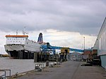 Zeebrugge Ferry Berth - geograph.org.uk - 428011.jpg