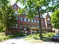 Zehlendorf Busseallee 23-25 Mutterheim des Ev. Diakonissenvereins.JPG