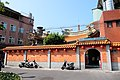ZhongHe GuangJi Temple back gate 2018.jpg
