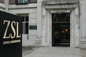 Zoological Society of London - Zoological Society of London (ZSL), Main Building, Entrance
